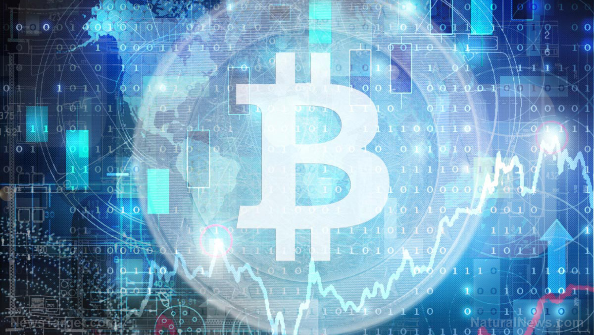 Warns decentralized cryptocurrencies